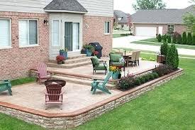 Diy Cement Patio by Pouring Concrete Patio Pavers Concrete Patio Cost Uk Diy Concrete