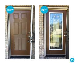 wood doors with glass inserts 22
