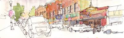 falling in love with the world one sketch at a time urban sketchers