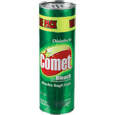 Comet Bathroom Cleaner by Cleaning Chemicals