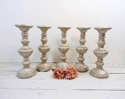 Large Candle Vase Large Candle Holders Etsy