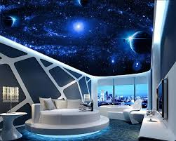 plafond chambre étoilé plafond etoile chambre myfrdesign co