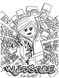 wildstyle lego coloring pages printable coloring pages
