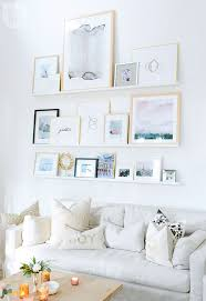 ikea ribba decorations will fit any decor in your home with picture ledge