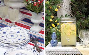 Fourth Of July Table Decoration Ideas Simple And Stylish Decor Ideas For The Fourth Of July