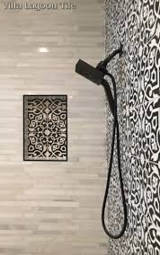 Small Black And White Tile Bathroom Black And White Bathroom Tiles Home Design Ideas