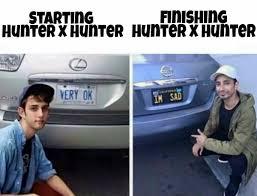 Hunter Memes - hunter x hunter memes hunterxmemes twitter