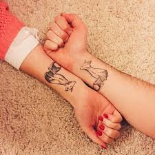 71 of the best couple tattoo designs that will keep your love