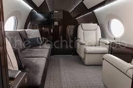 Gulfstream G650 Interior Gulfstream G650 Er The Yachting Hub