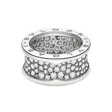 bvlgari diamonds rings images Bvlgari b zero1 diamond pave set 18ct white gold ring jpg