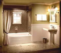 brown wooden vanity top small bathroom lighting ideas recessed