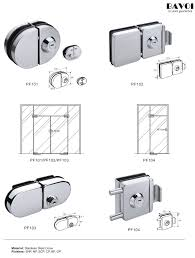 Shower Door Fittings by Glass Door Manufacturer Gallery Glass Door Interior Doors