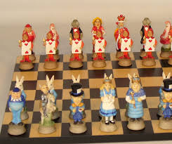 chess sets from the chess piece chess set store alice in