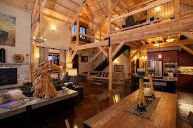 barn home interiors building a barn home hobby farms