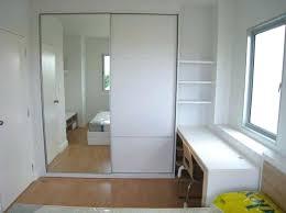 Replace Sliding Closet Doors Replacing Mirrored Closet Doors Vennett Smith