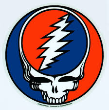 volkswagen logo no background amazon com grateful dead steal your face sticker decal