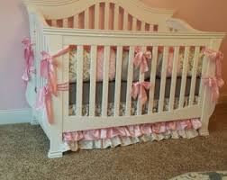 Custom Crib Bedding Sets Custom Crib Bedding Etsy