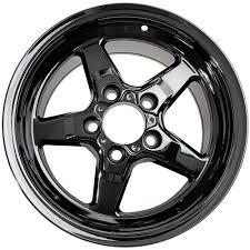 Black Chrome Wheels Mustang Race Star Industries 92 510354 Ds D Mustang 15