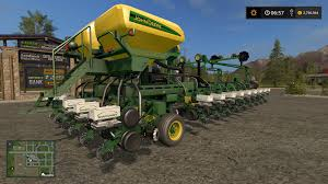 John Deere 7200 Planter by Johndeere Db60 V5 0 0 Ls2017 Farming Simulator 2017 Fs Ls Mod