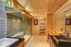 modern log homes interiors home decor ideas