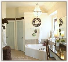 from my front porch to yours farmhouse master bathroom