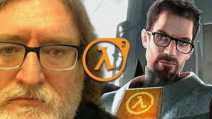 Half Life 3 Confirmed Meme - gabe newell just mentioned the number 3 half life 3 confirmed