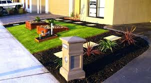 Ideas For Front Gardens Ideas For Small Front Gardens Budget The Inspirations Design Best