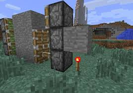 How To Make Light In Minecraft How To Create A Hidden Piston Door In Minecraft Minecraft