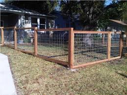 hog wire fence cost fence ideas hog wire fence designs