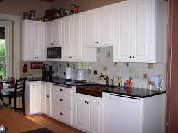 Antique White Cabinets With White Appliances by Labourdette Construction Home Remodel Contractor For San Rafael