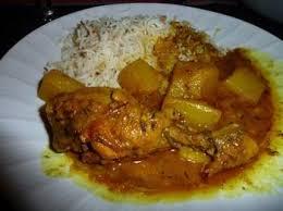 cuisine antillaise colombo de poulet cuisine colombo de poulet paperblog