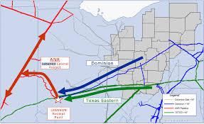Keystone Pipeline Map Anr Pipeline Introducing Transcanada U0027s Keystone Xl For Fracking