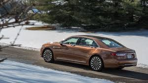 Worlds Most Comfortable Car 2017 Lincoln Continental Review Roadshow