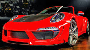 porsche cabriolet 2014 14 280 u20ac kit topcar 991 porsche 911 carrera stinger cabriolet 2014