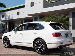 2017 bentley bentayga white 2017 bentley bentayga w12