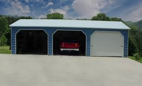 car garages 3 car garage buildings from eversafe