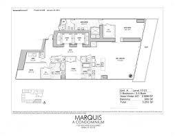 marquis miami floor plans marquis floor plans for luxury condo