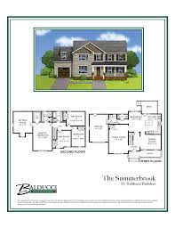 summerbrook two story craftsman