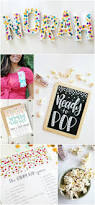 sprinkle theme baby shower party ideas printables and games