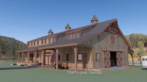 equestrian living quarters