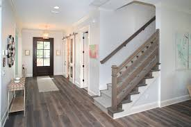 Coastal Laminate Flooring Recently Completed Parkland Estates Coastal Contemporary Home