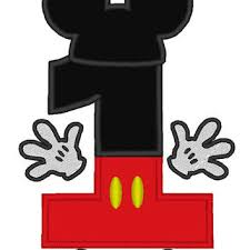 mickey mouse 1st birthday shirt shop customized disney birthday t shirts on wanelo