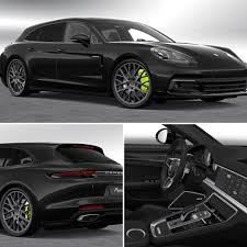 porsche panamera sport porsche panamera sport turismo dreamcar black from a to b