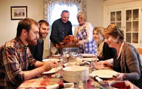 thanksgiving tradition carries on despite family naming the turkey