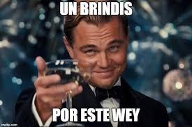 Meme Este - leonardo dicaprio cheers latest memes imgflip