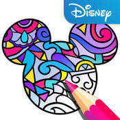 color disney app store
