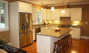 Antique White Kitchen Cabinets Raised Panel Kitchen Cabinets