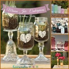 Mason Jar Arrangements 9 Mason Jar Centerpieces For The Perfect Wedding Table