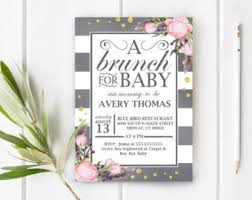 baby brunch invitations brunch baby shower invitations yourweek 7065fbeca25e