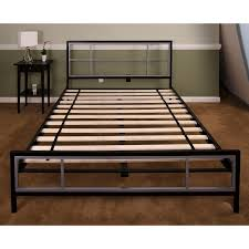 Iron Bed Frame Queen by Metal Bed Frame Queen Chesterfield Sofa Velvet Party Cups Oak